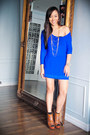 Blue-stylebreak-top-gold-you-lx-necklace-brown-michael-antonio-shoes