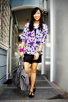 Lovevintagemanila top - lucca skirt - shoes - accessories - random brand accesso