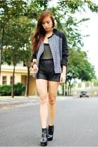 black Mango blazer