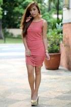 pink zoo dress