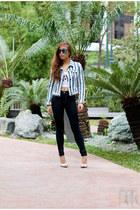 blue versace jeans