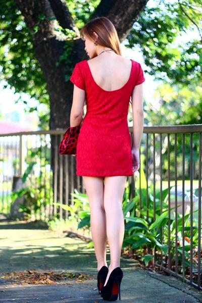 red House of Eva dress