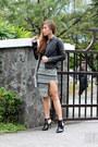 Black-zara-heels