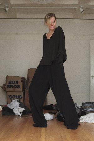 patriza pepe sweater - westwood pants