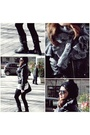 Black-unknown-boots-black-blanco-jacket-black-blanco-black-blanco-hat