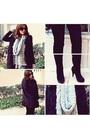 Black-zara-black-zara-blanco-h-m-gray-zara-scarf