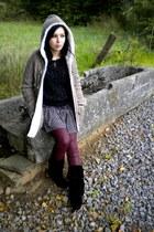 Zara pants - Vero Moda sweater - Zara cardigan