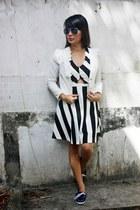 white StyleMoi dress