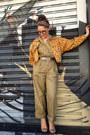 Mustard-cropped-leopard-op-shopped-jacket
