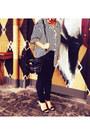 Black-colette-bag-black-sportsgirl-pants-cream-vintage-blouse