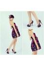 Floral-dress-floral-heels