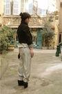 Silver-guess-jeans-black-h-m-blazer-black-zara-shoes