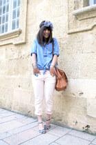 Wrangler jeans - sessun flats