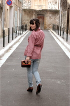 yellow Primark accessories - pink Berangere Claire shirt