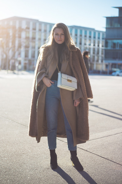 high fashion limpid in sight new images of Camel Teddy Coat & Other Stories Coats, Camel Trench Coat ...
