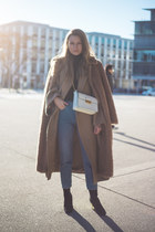 camel teddy coat & other stories coat - camel trench coat H&M Trend coat