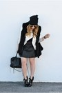 Black-proenza-schouler-boots-white-bebe-jacket-black-balenciaga-bag