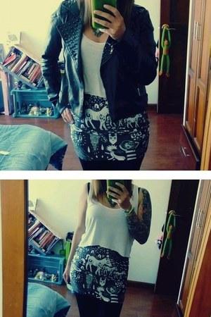 lycra skirt
