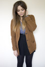 Burnt-orange-aran-cardigan-new-look-cardigan-periwinkle-topshop-top-black-za