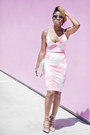 Ted-baker-bag-samanta-kurt-geiger-heels-missguided-skirt-missguided-top