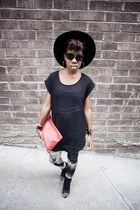Mundi leggings - Asos x Catarzi hat - zeroUV sunglasses - H&M top