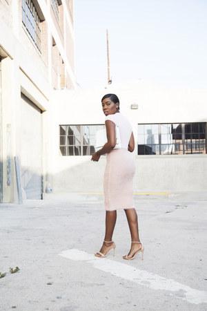 skirt luluscom skirt - bodysuit 2020AVE bodysuit