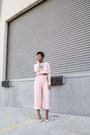 Missguided-suit-jimmy-choo-heels