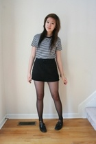 ellepetite shirt - circo skirt - Target tights - Brighton shoes