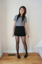 ellepetite shirt - circo skirt - Target tights - Brighton shoes