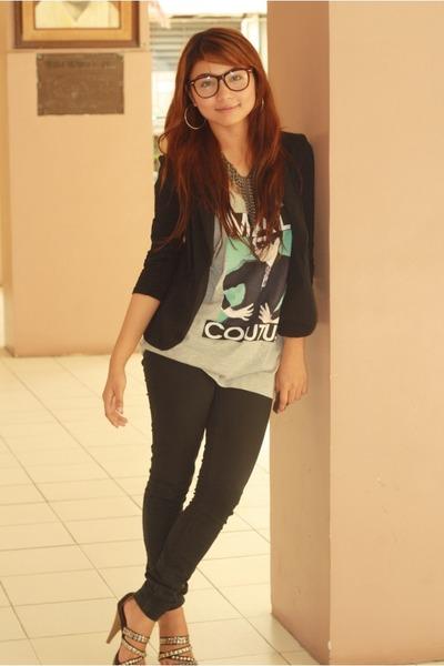 H&M shirt - July jeans - WAGW accessories - F&H accessories