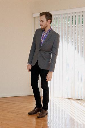 J Crew shirt - H&M blazer - Topman pants