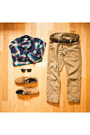 Urban-outfitters-shoes-j-crew-shirt-ray-ban-sunglasses-levis-pants
