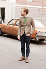Topman-boots-doctrine-denim-jeans-j-crew-sweater-tweed-h-m-blazer