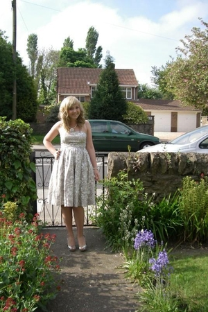 All Saints dress - Faith shoes