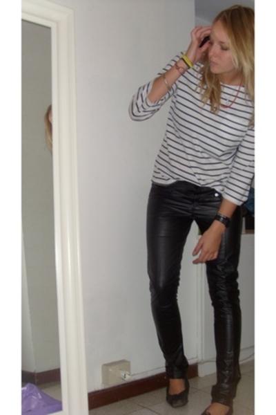 H&M top - pants