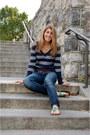 American-eagle-jeans-american-eagle-shirt-target-sandals