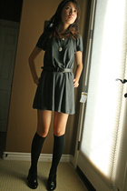 Collective Clothing dress - Brothers from Mens Warehouse belt - Forever21 shoes