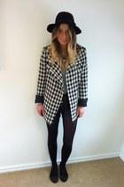 black Sportsgirl shoes - black black wool Jay Jays hat