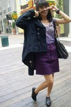 gedebage skirt - online shirt - Old Navy blazer