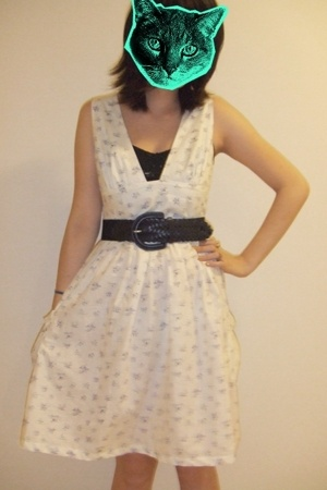 Lovecats Clothing dress