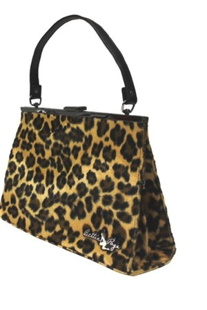 bettie page purse