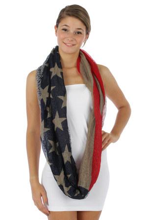 Skelapparel scarf