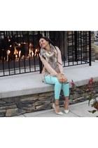 Gap jeans - Shoedazzle pumps