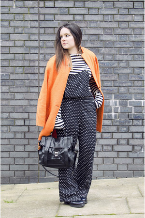 Zara coat - COS shoes - PROENZA SCHOULER bag