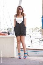 DressLink top - foymall skirt - Passarela heels