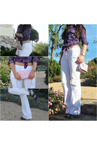 Kiabi shirt - Pimkie pants - Marypaz heels