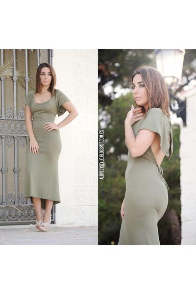 Fiigirl dress - psyco italia heels