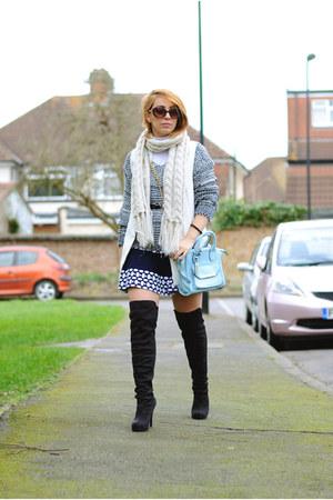 Blue Vanilla sweater