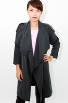 Alda soft drape jacket