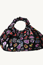 Slouch cartoon bag